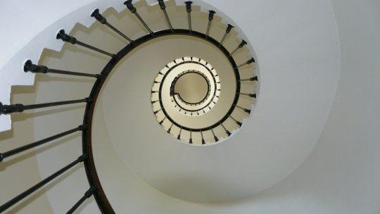 Verschillende soorten trappen
